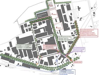 Businessplan bedrijventerrein Panhuis