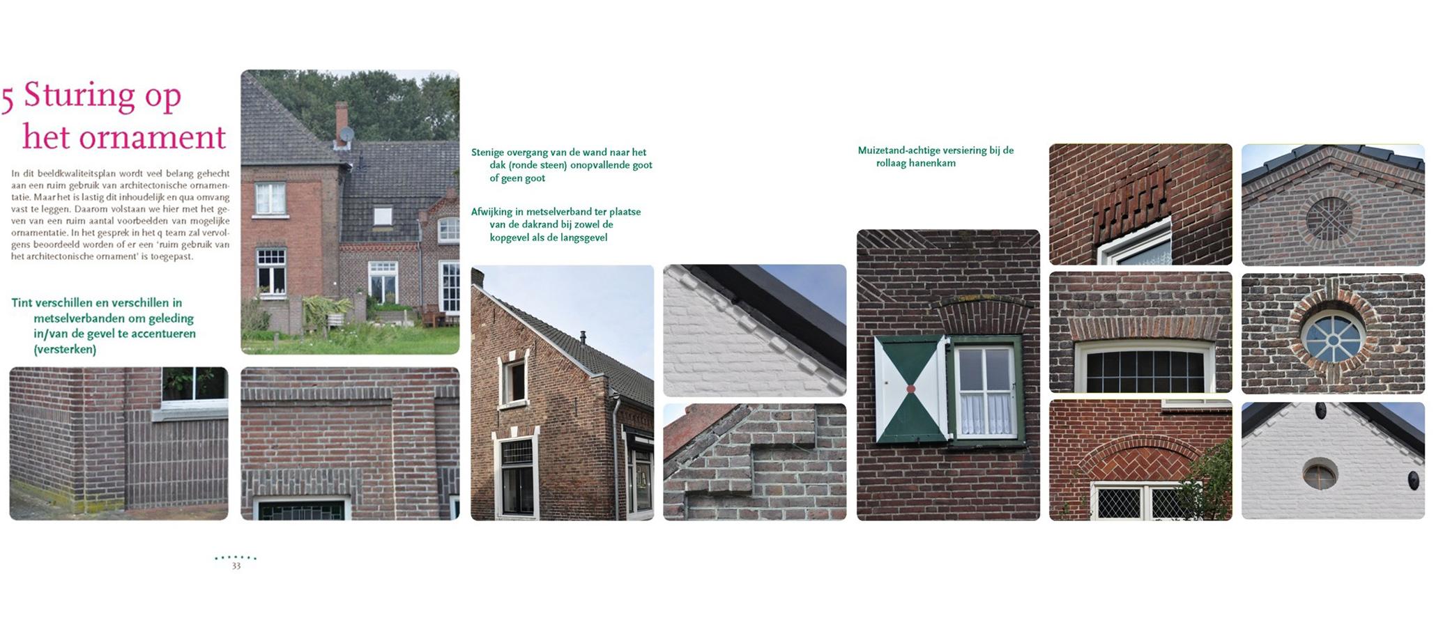 Nieuw Bergen Beeldkwaliteitsplan
