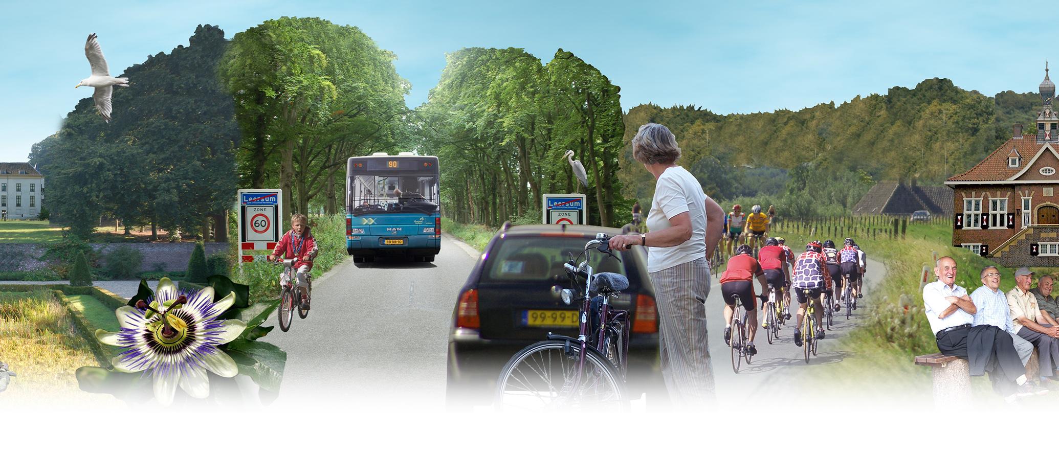 """Structuurvisie Utrechtse Heuvelrug, """"Groen dus Vitaal"""""""