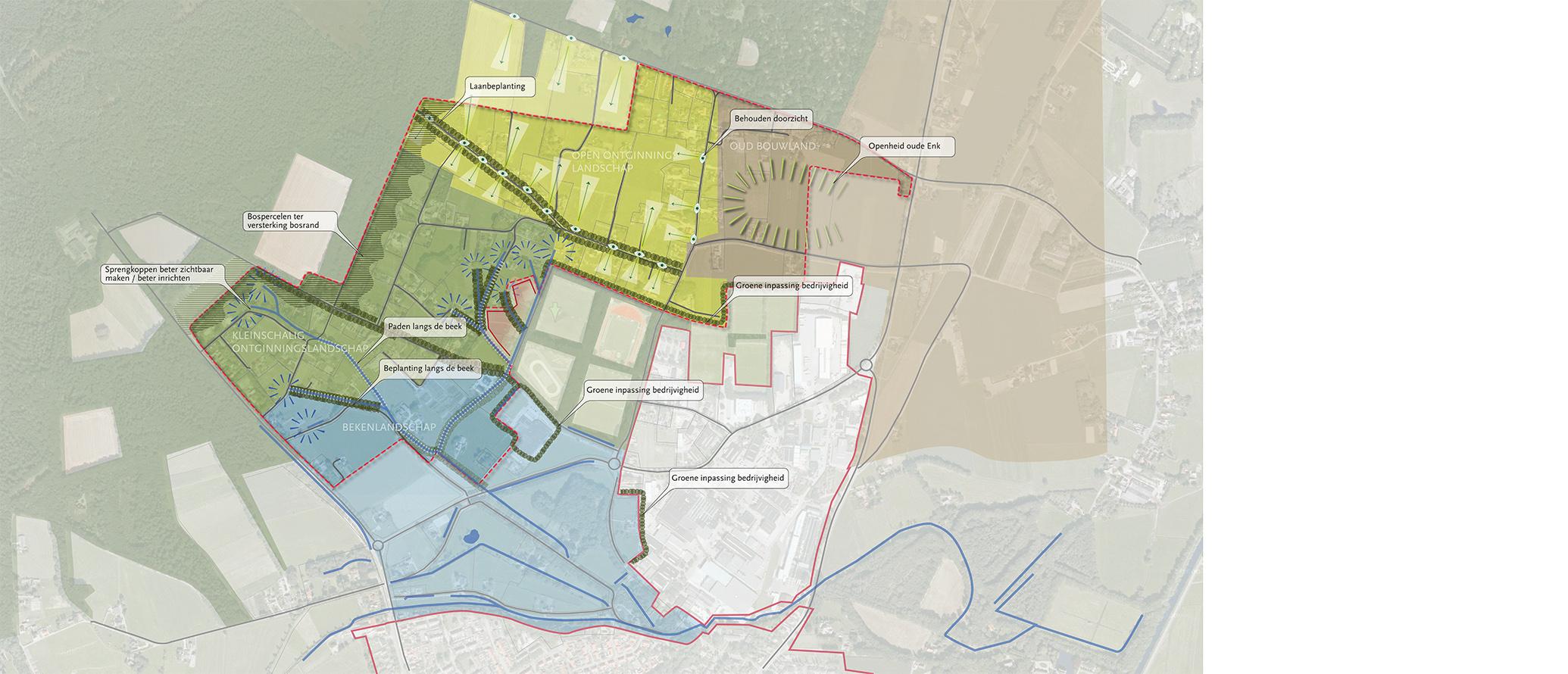 Gebiedsvisie Het Hoornerveen (gemeente Heerde)