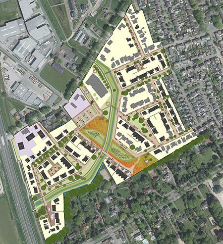 Stedenbouwkundigplan Enschotsebaan, Berkel Enschot