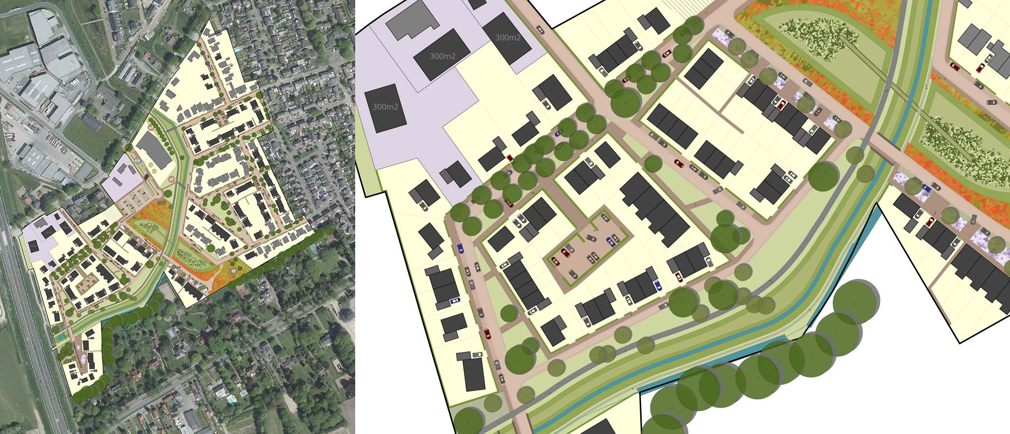 Stedenbouwkundigplan Enschotsebaan