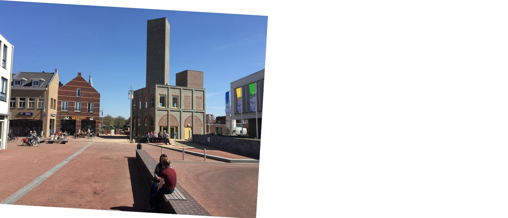 Conceptontwikkeling Nieuwe toren van Nieuw-Bergen