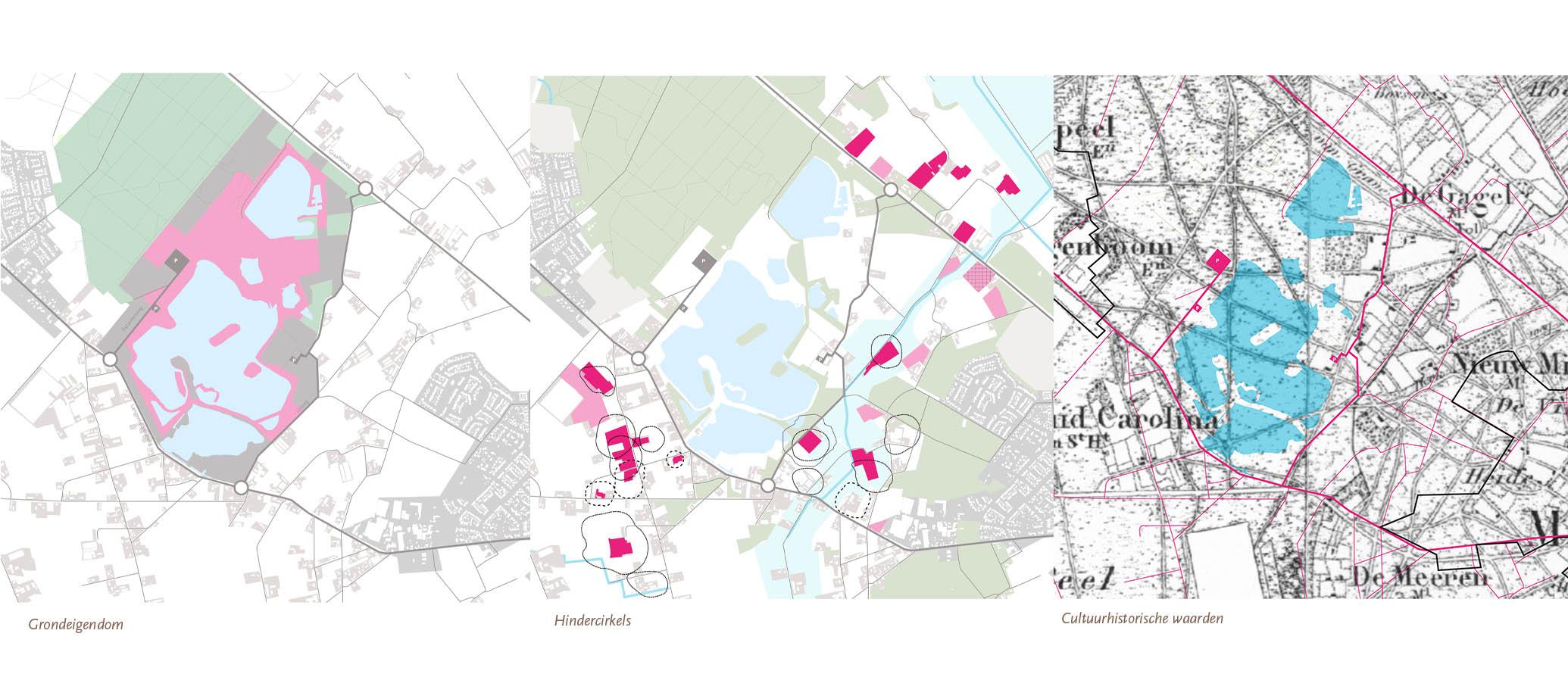Gebiedsvisie De Kuilen Mill en St. Hubert