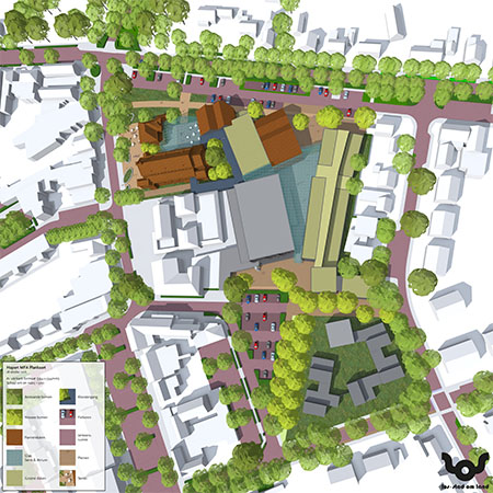 Stedenbouwkundig-kader MFA Hapert