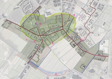 Stedenbouwkundigplan Linten Ewijk